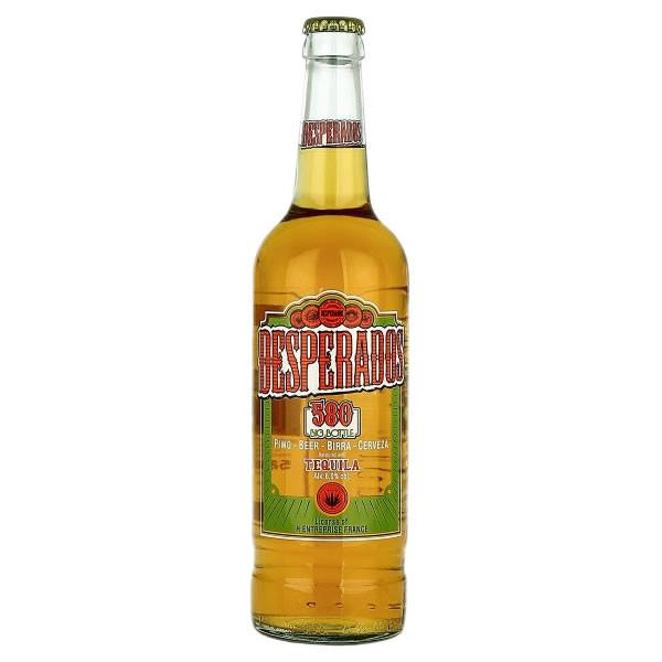 Buy Desperados Tequila Lager 65cl Price And Reviews At Drinks Co