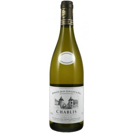 Domaine Jean Goulley & Fils Chablis 375ml 2018
