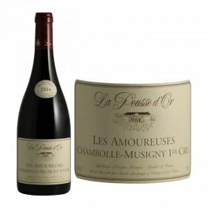 Domaine la Pousse d'Or Chambolle-Musigny 1er Cru Les Amoureuses 2016