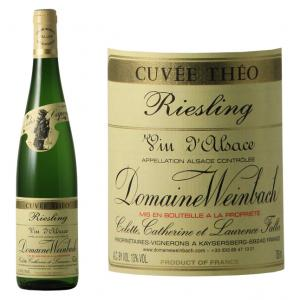 Domaine Weinbach Riesling Cuvée Théo 2014