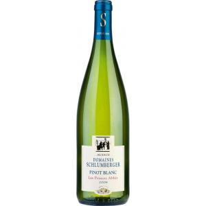 Domaines Schlumberger Pinot Blanc Alsace 1L 2012