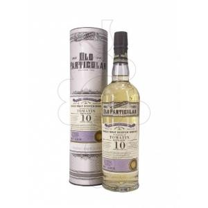 Douglas Laing Old Particular Tomatin 10 Años