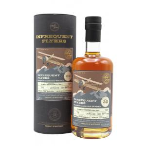 Dumbarton Infrequent Flyers Single Cask 22 Year old 1997