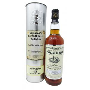 Edradour Signatory's Un-Chillfiltered Collection 10 Year old 1992