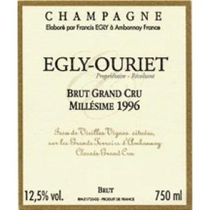 Egly Ouriet Millesime 2002