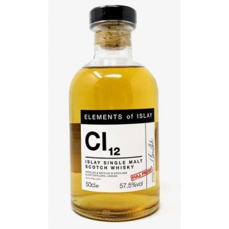 Elements Of Islay Ci12 50cl