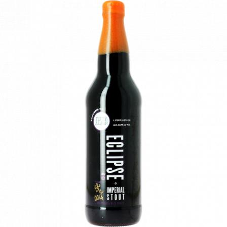 Fifty Fifty Eclipse High West Bourbon Vintage - Tangerine 65cl