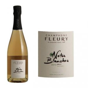 Fleury Notes Blanches Brut Nature 2013