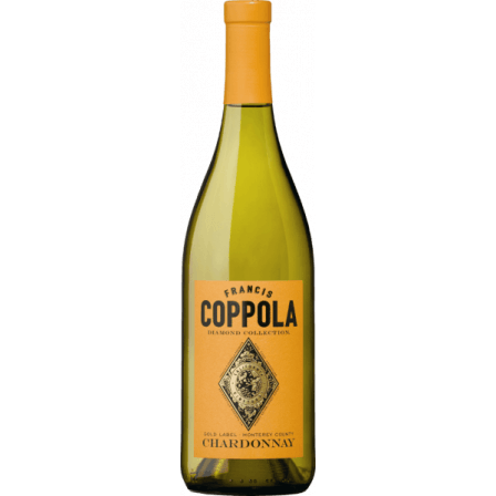 Francis Ford Coppola Diamond Collection Gold Label Chardonnay 2017