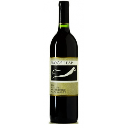 Frog's Leap Rutherford Merlot 2015