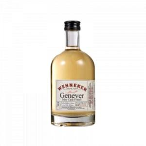 Genebra Wenneker Old Islay Cask Finish 50cl