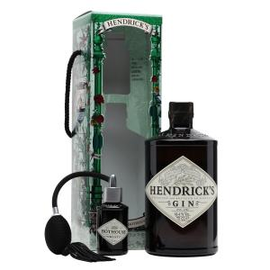 Gin Hendrick's with Hothouse