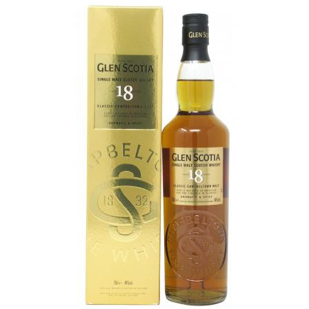 Glen Scotia Campletown 18 Year old