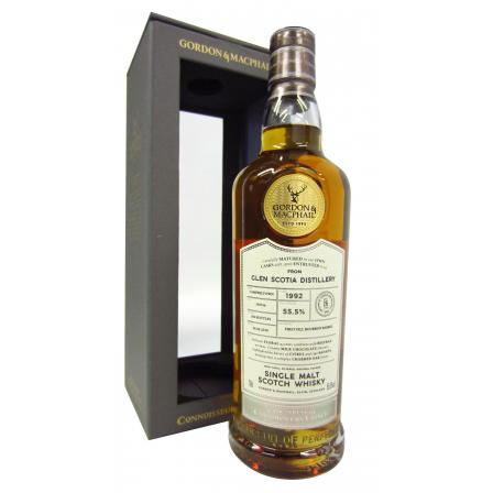 Glen Scotia Connoisseurs Choice Single Cask 26 Year old 1992