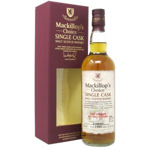 Glenburgie Mackillop's Choice Single Cask 26 Year old 1989