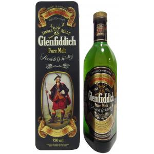 Glenfiddich Clans Of The Highlands Cameron 12 Jahre 75cl