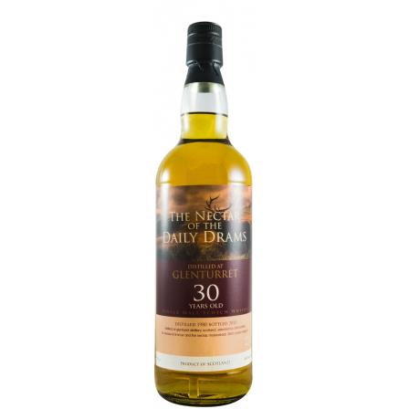 Glenturret 30 Anni The Nectar Of The Daily Drams 1980