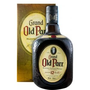 Grand Old Parr 12 Years 1L