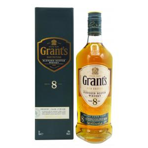 Grant's 8 Year old Sherry Cask Edition