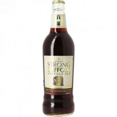 Greene King Strong Suffolk Vintage Ale 50cl