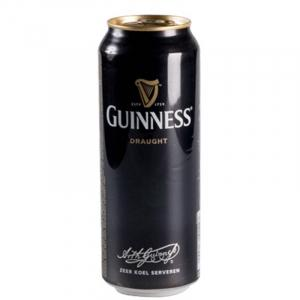 Guinness Draught (lata) 50cl
