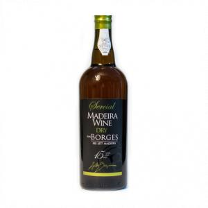 H M Borges Sercial 15 Years Old Madeira