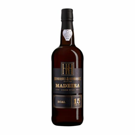 Henriques Henriques Boal 15 Years Madeira