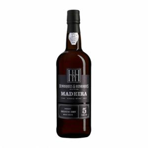 Henriques Henriques Medium Dry 5 Years Madeira
