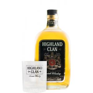 Highland Clan Special Reserve W Verre 75cl