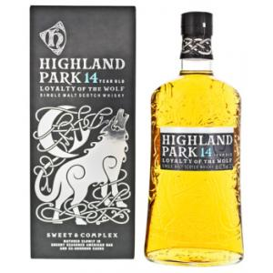 Highland Park 14 Anos Loyalty Of The Wolf 1L