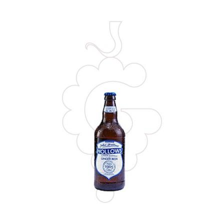 Hollows Ginger Beer 50cl