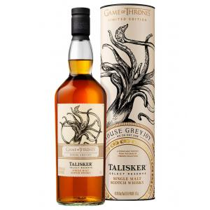 House Greyjoy Talisker Select Reserve Game Of Thrones Case