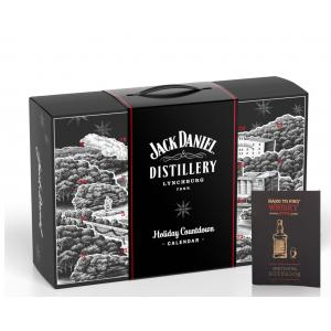Jack Daniel's Advent Calendar With Jack Daniel's Gifts and 50ml