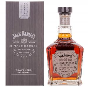 Jack Daniel's Single Barrel 100 Proof + Estoig