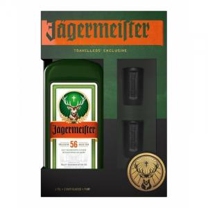 Jagermeister Party Boîte 1.75L