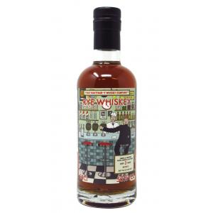 James e Pepper That Boutique-Y Rye Company Batch 3 Years 50cl