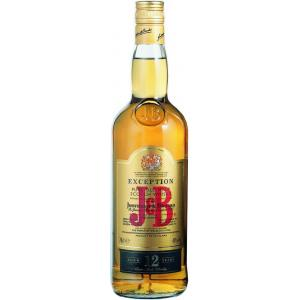 J&B Exception 12 Years