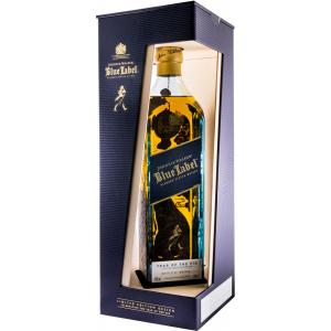 Johnnie Walker Blue Label Anos Of The Pig