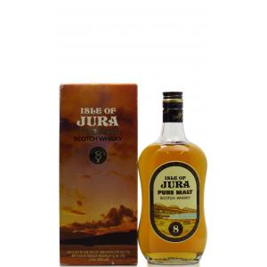 Jura Pure Malt Old 8 Year old 75cl