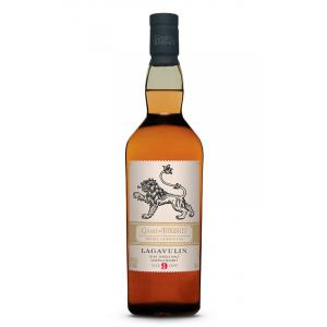 Lagavulin 9 anni Game of Thrones House Lannister