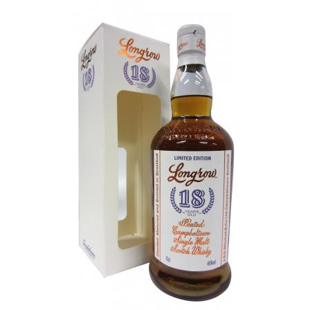 Longrow Campbeltown Edition 18 Year old 2019