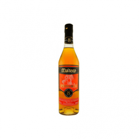 Malteco Spices And Rum 8 Years