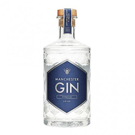 Manchester Gin Overboard 50cl