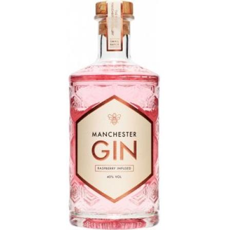Manchester Gin Raspberry Infused 50cl
