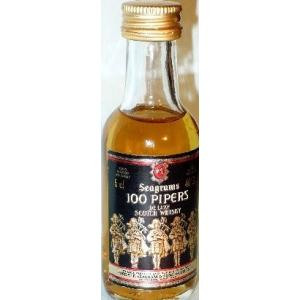 Mini 100 Pipers 4cl