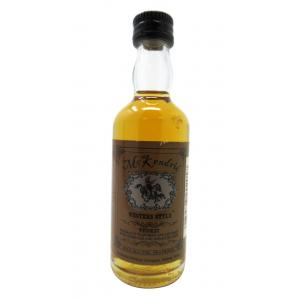 Mini Other Bourbons Mckendric Western Style 50ml