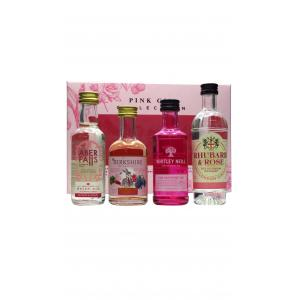 Mini Various Distilleries Collection Pink Gin 50ml