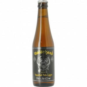 Motörhead Imperial Pale Lager