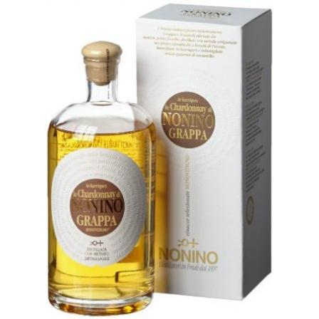 Nonino Grappa Chardonnay In Barriques 75cl