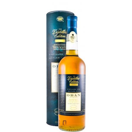 Oban Double Matured Bottled In 2014 1999